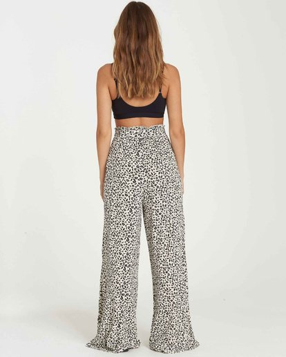 2 Happy Dance Wide-Leg Pant  J311QBHA Billabong