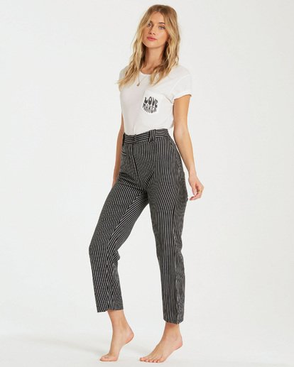 2 Work Waves Pant Black J311WBWO Billabong