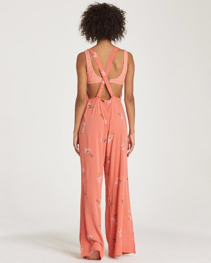 3 Still Here Pant Orange J312WBST Billabong