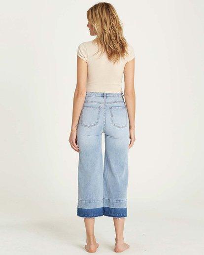 2 Gone Tomorrow Cropped Jeans  J314MGON Billabong