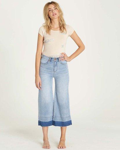 0 Gone Tomorrow Cropped Jeans  J314MGON Billabong