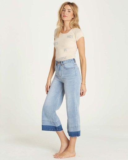 1 Gone Tomorrow Cropped Jeans  J314MGON Billabong