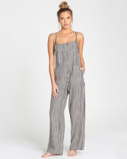 0 Wild Lengths Overalls  J317TBWI Billabong