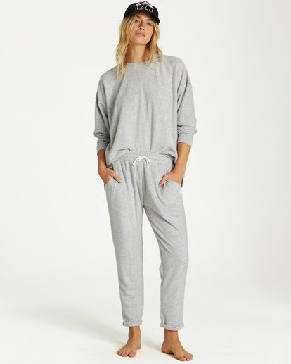 1 So Cozy Fleece Pant  J324VBSO Billabong