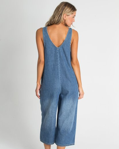4 Valeria Jumpsuit Blue J340TBVA Billabong