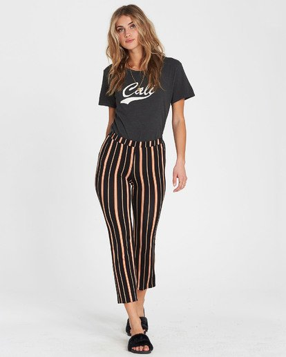4 Sun Down Crop Pant  J342SBSU Billabong