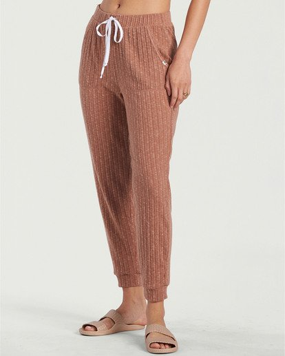 3 Cozy Coast Pant White J3453BCO Billabong