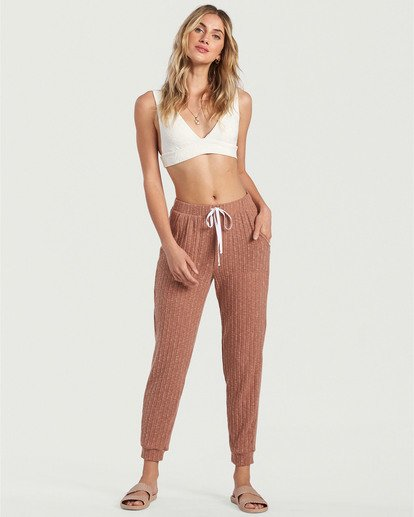 0 Cozy Coast Pant White J3453BCO Billabong