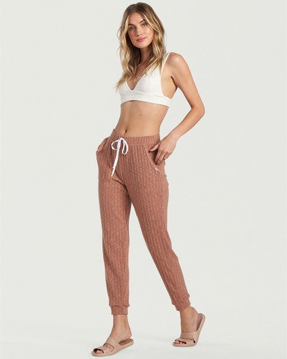 2 Cozy Coast Pant White J3453BCO Billabong