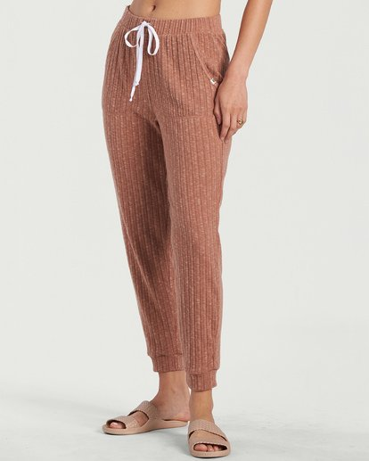 7 Cozy Coast Pant White J3453BCO Billabong