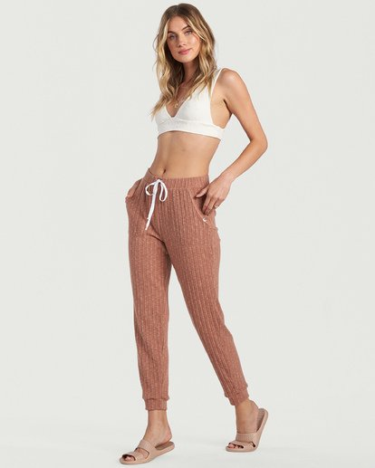 4 Cozy Coast Pant White J3453BCO Billabong
