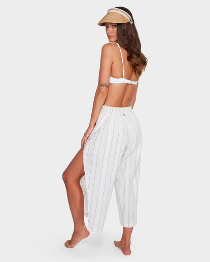 3 Arizona Stripe Pant Black J350WBAR Billabong