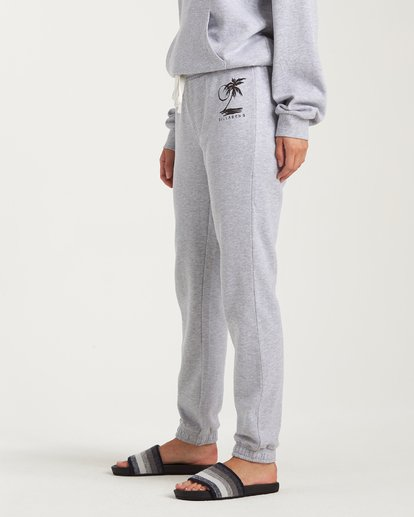 1 Easy Living Sweatpant Grey J350WBER Billabong