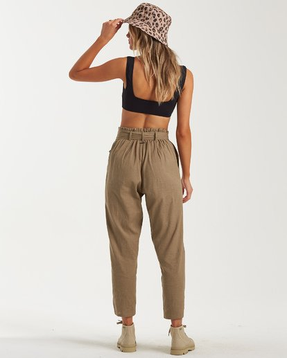 2 Sand Stand Pant Green J3822BSA Billabong