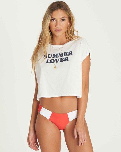 1 Summer Lover T-Shirt  J3SS04BIS8 Billabong