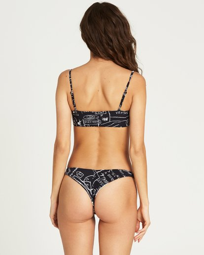 4 Factory Reversible Banded Top Bikini Multicouleurs J3ST30BIMU Billabong