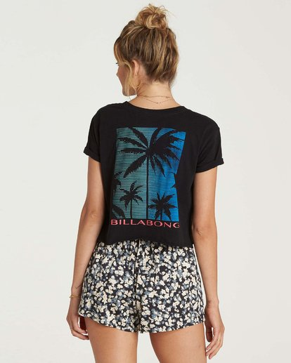 3 El Sol T-Shirt  J413NBEL Billabong