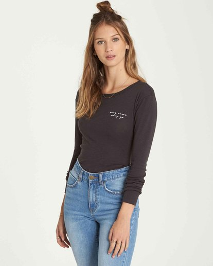 0 Easy Come And Go Long Sleeve  J424QBEA Billabong