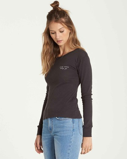 1 Easy Come And Go Long Sleeve  J424QBEA Billabong