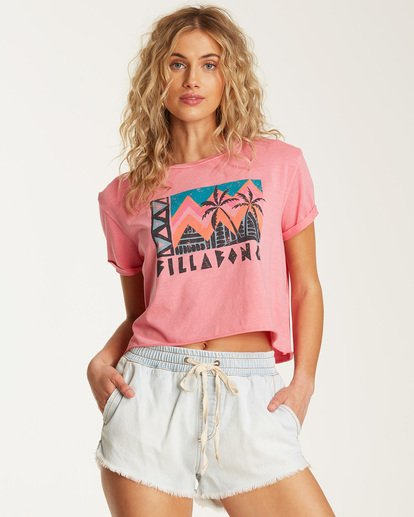 0 Find Your Tribe T-Shirt  J436SBFI Billabong