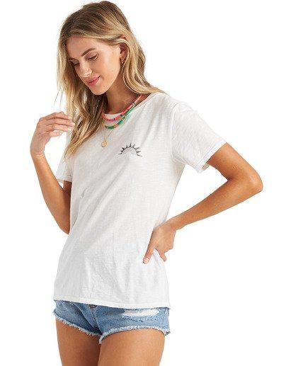 3 Day Drifter T-Shirt White J4373BDA Billabong