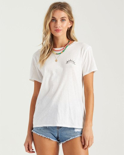 1 Shine Bright T-Shirt  J4373BSH Billabong