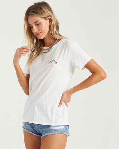 2 Shine Bright T-Shirt  J4373BSH Billabong