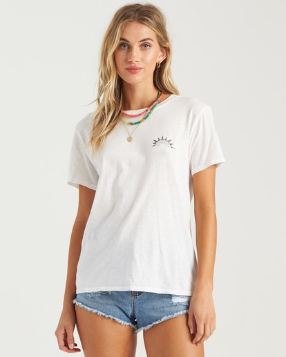 5 Shine Bright T-Shirt  J4373BSH Billabong