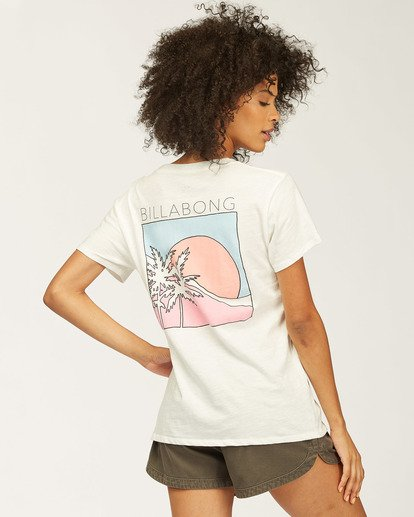 2 Surf Spot T-Shirt White J4373SND Billabong