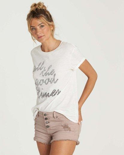 1 Good Times T-Shirt  J437NBGO Billabong