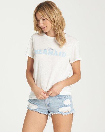 1 Mermaid T-Shirt  J437NBME Billabong