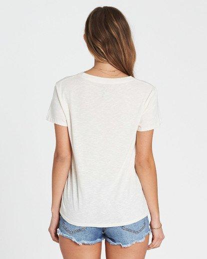 2 Dream With Me T-Shirt  J437SBDR Billabong