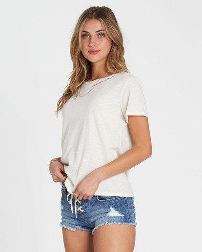 1 Dream With Me T-Shirt  J437SBDR Billabong