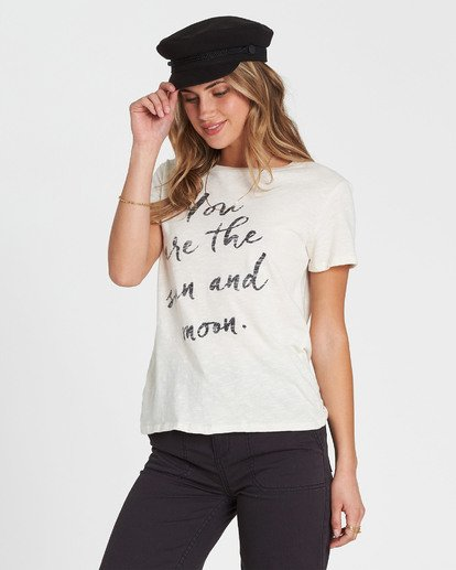 1 You Are The Sun T-Shirt  J437SBYO Billabong