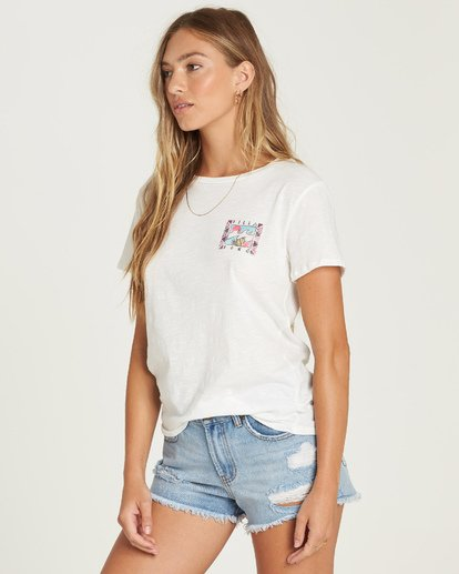 1 Life In The Wild T-Shirt  J437UBLI Billabong