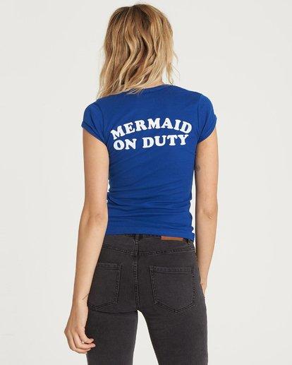 2 On Duty T-Shirt  J439LOND Billabong