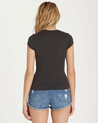 2 Baby Love T-Shirt  J439MBAB Billabong