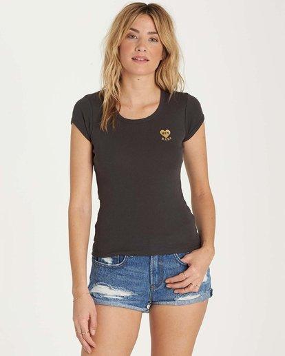 0 Baby Love T-Shirt  J439MBAB Billabong
