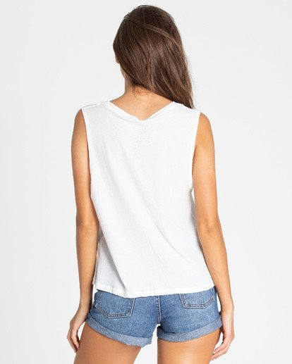 3 Stay Chil Muscle Tee  J442TBST Billabong