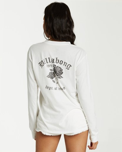 2 Dept Of Leisure Long Sleeve T-Shirt  J446VBDE Billabong