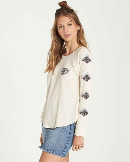 1 Heritage Thermal Long Sleeve T-Shirt  J447QBHE Billabong