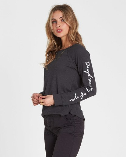 1 Daydreaming Thermal Long Sleeve T-Shirt  J447SBDA Billabong