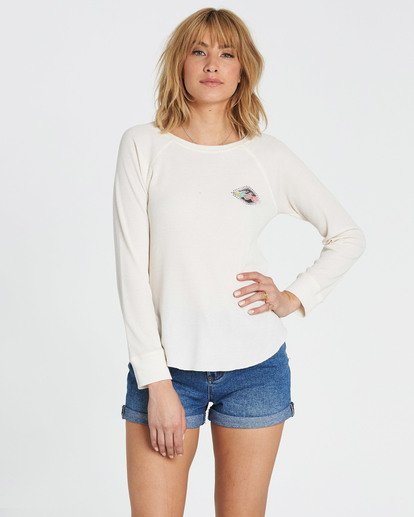 0 Heritage Spirit Thermal Long Sleeve T-Shirt  J447SBHE Billabong