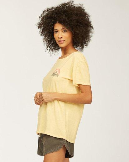 1 Love Of Roots T-Shirt Grey J4673LND Billabong