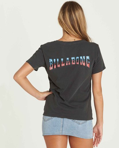 2 Star Spangled Tee  J467PBST Billabong