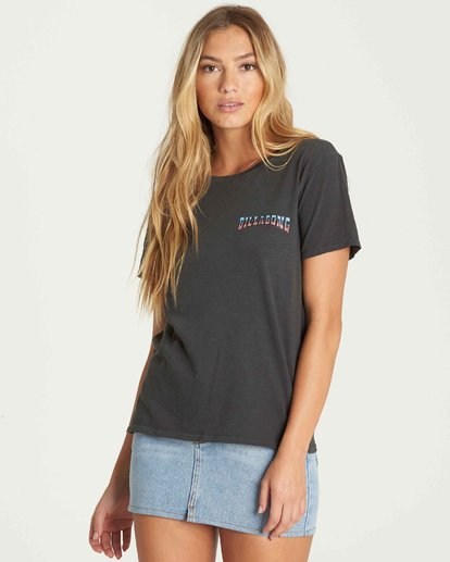 1 Star Spangled T-Shirt  J467PBST Billabong
