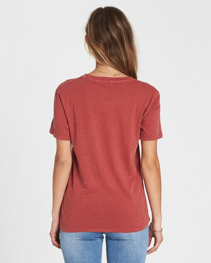 2 Be A Tourist T-Shirt  J467SBBE Billabong