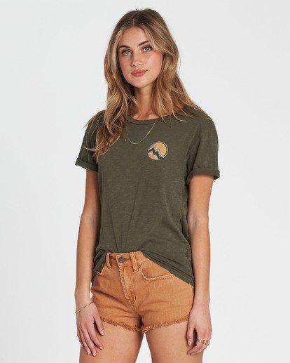 1 Vintage Scenic T-Shirt  J467SBVI Billabong