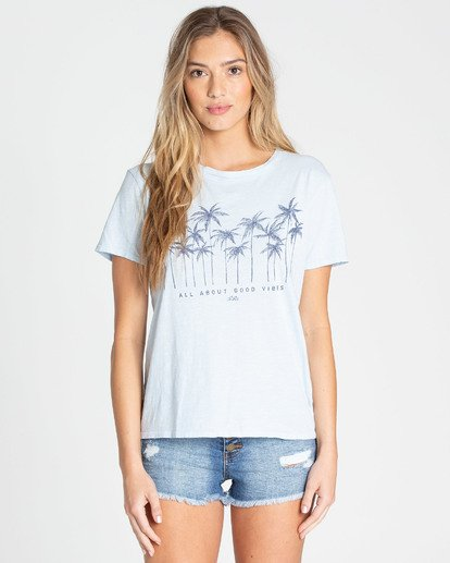 1 Good Vibes T-Shirt  J467TBGO Billabong