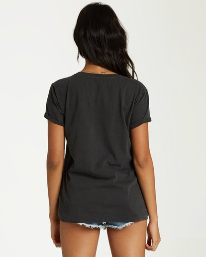 2 Stardust Tee Black J467VBST Billabong